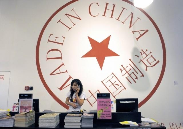 Le «made in China» boudé localement, l'économie chinoise en pâtit