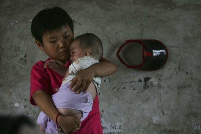 Le système social chinois génère des millions d'orphelins et d'enfants abandonnés