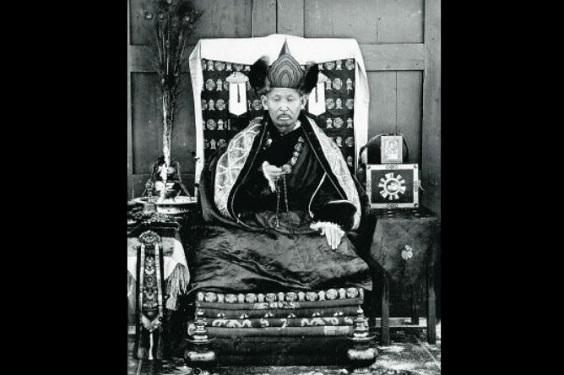 Découverte d'une momie en position de méditation: s'agirait-il d'un légendaire lama de Mongolie?