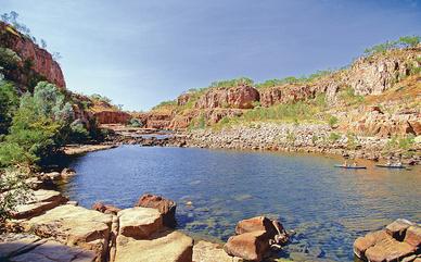 Le Top End, magie du bush australien