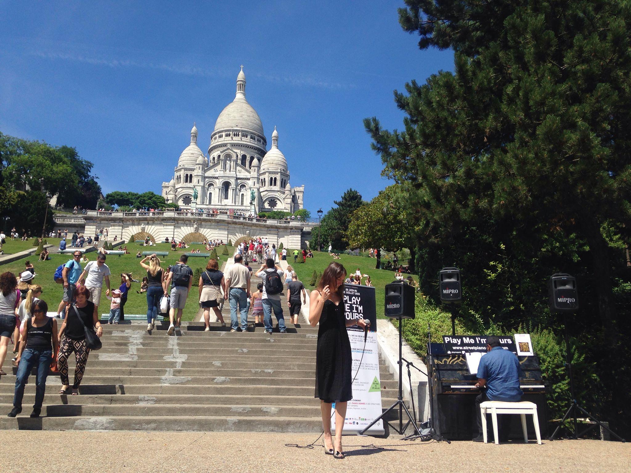 Play Me I'm Yours, des concerts gratuits de piano dans les rues de Paris (+vidéo)
