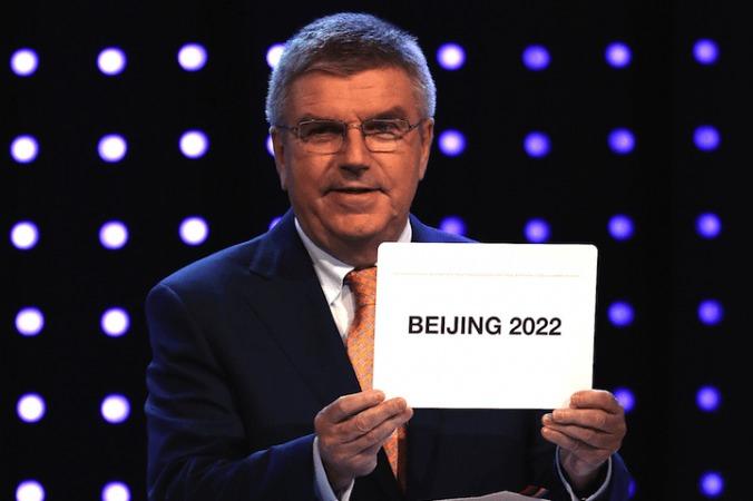5 raisons pour lesquelles Pékin est un mauvais choix pour les J.O d'hiver de 2022