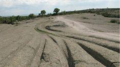 Des traces de véhicules d'anciennes civilisations ? L'étrange découverte d'un géologue