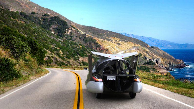 Rencontre avec les forces derrière la révolution des véhicules Air-Terre