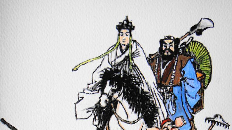 Sun Wukong, le Roi des Singes