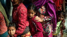 Les enfants ayant survécu au tremblement de terre au Népal «vendus comme esclaves» à de riches familles britanniques