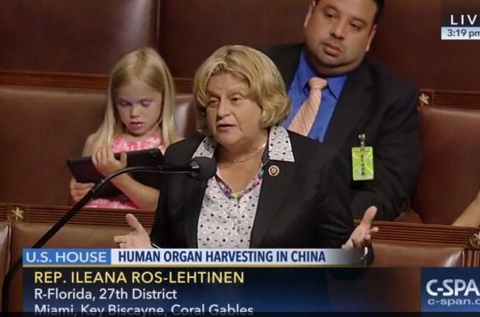Le Congrès américain adopte une loi contre les prélèvements forcés d'organes sur les pratiquants du Falun Gong
