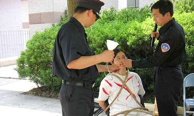 Une habitante de Pékin emprisonnée depuis une décennie pour avoir médité