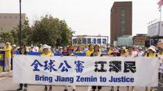 Près de deux millions de citoyens des nations de l'Asie-Pacifique soutiennent l'action légale contre l'ancien dirigeant chinois Jiang Zemin