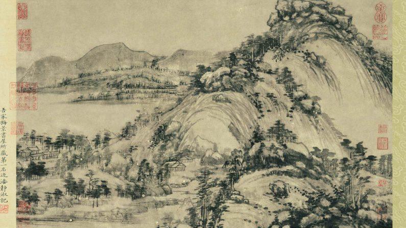 La peinture chinoise traditionnelle, miroir des arts de la Chine ancienne
