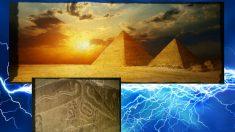 L'Égypte ancienne éclairée à l'électricité?