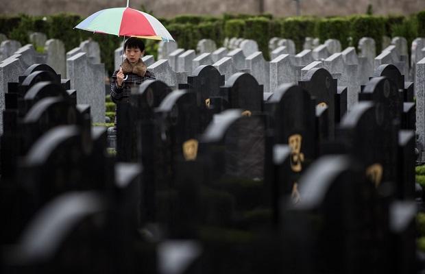 Funérailles traditionnelles chinoises: un rituel profond laisse place à la crémation