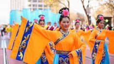 La marche colorée du Falun Gong amène un important message à San Francisco