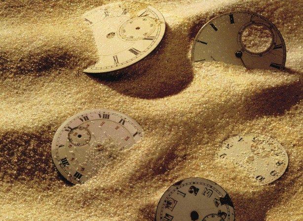 Le temps est-il une illusion?