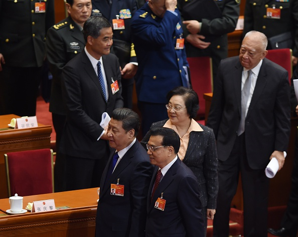 Rencontre en huis clos pour Xi Jinping et le dirigeantde Hong-Kong à l'APEC