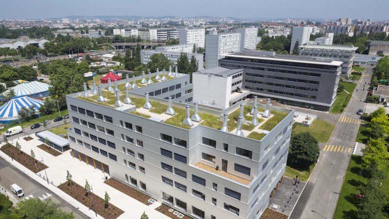 Un nouveau Prix pour le Bâtiment Max Weber, Université Paris-Ouest Nanterre, La Défense
