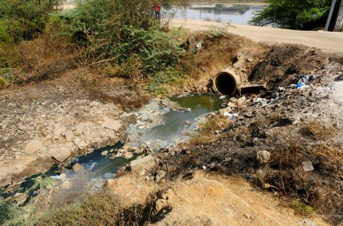 L'industrie pharmaceutique est priée de réduire la pollution à la source des super-bactéries