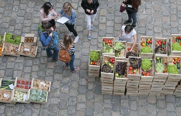 La France, en tête de l'alimentation durable