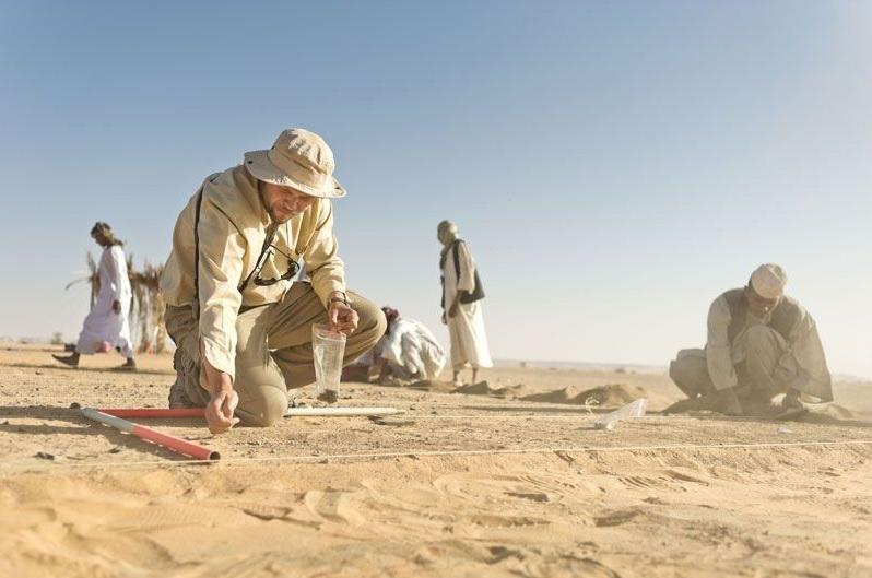 Des habitations étonnamment avancées et vieilles de 15 000 ans découvertes en Afrique