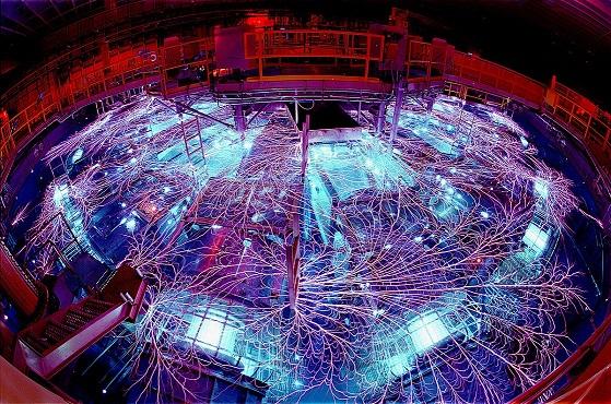 Une percée pour la fusion nucléaire: la Z machine produira 500 fois plus d'énergie