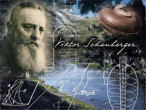 Viktor Schauberger, un scientifique peu connu et théoricien de l'eau