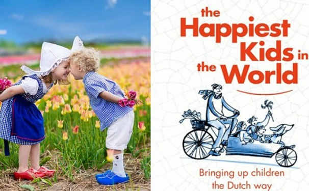 Pourquoi les enfants néerlandais sont-ils les plus heureux au monde?