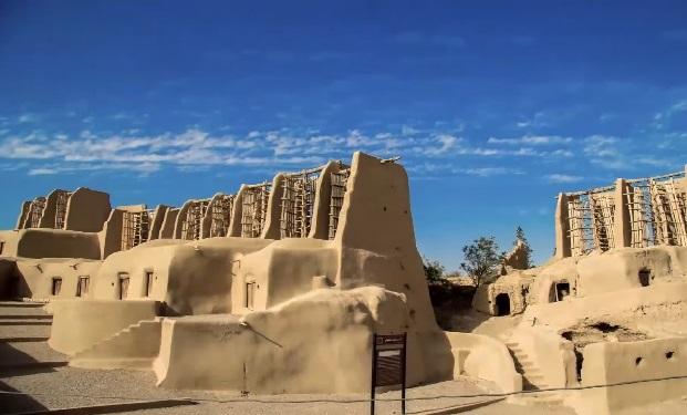 Les moulins à vent millénaires de Nashtifan en Iran