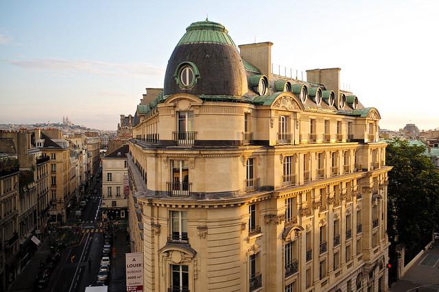 Le devenir touristique du Paris d'Haussmann