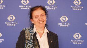 Une violoniste, un professeur de philosophie, deux magistrates… et Shen Yun