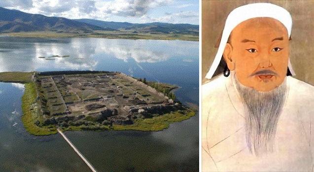 Por Bajin: l'énigmatique forteresse chinoise sur un lac de Russie