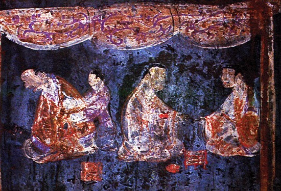 Un pigment artificiel vieux de 2800 ans laisse perplexes les physiciens modernes