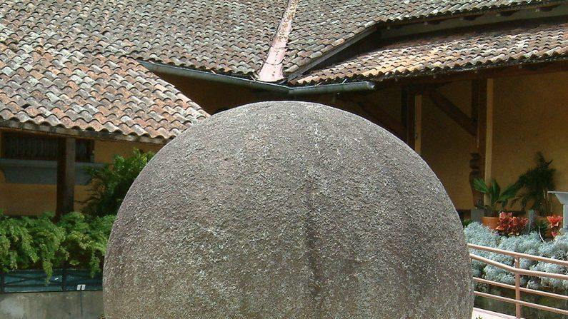 Les sphères mystérieuses du Costa Rica