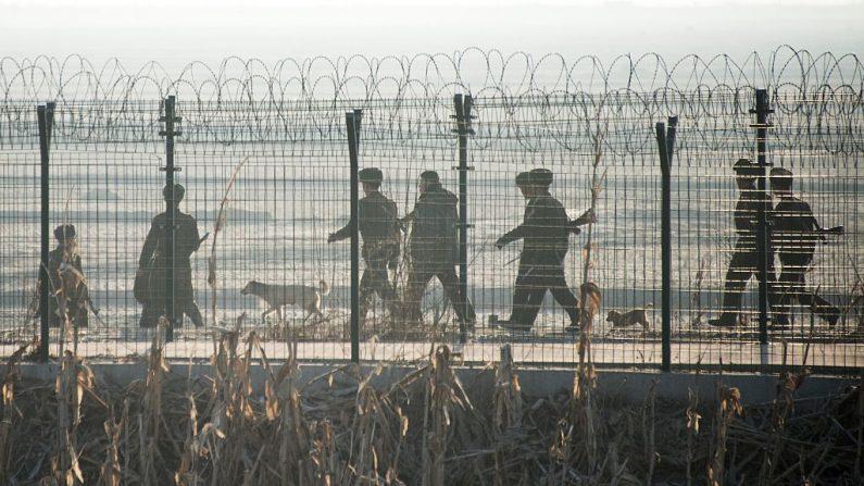 Les troupes chinoises s'apprêtent à se diriger vers la frontière nord-coréenne