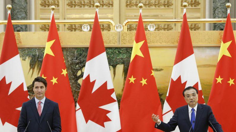 La plupart des Canadiens veulent que le commerce avec la Chine soit lié aux droits de la personne