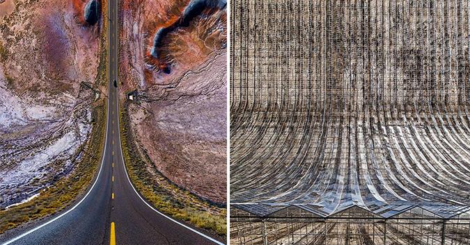 Des photos de paysage vous donneront une nouvelle perspective sur le panorama