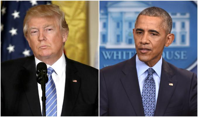 Les présidents et la liberté de presse: Obama versus Trump
