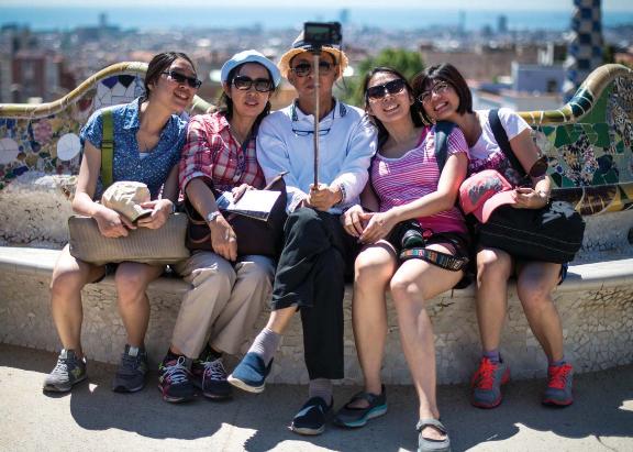 Le tourisme mondial est en hausse