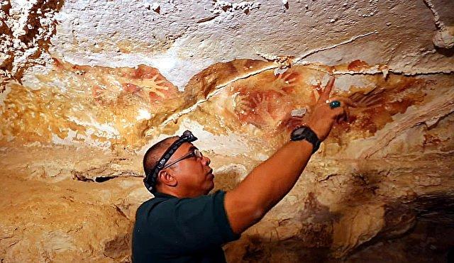 Un choc pour l'archéologie: il y a 40 000 ans dans le monde entier, les hommes étaient déjà des artistes