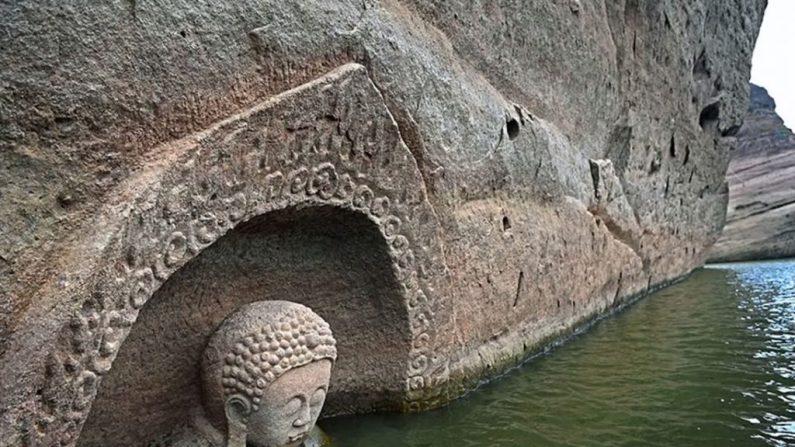 Découverte incroyable: un temple refait surface