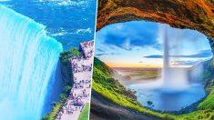 Ces 8 cascades et chute d'eau sont étonnantes et de pure beauté !