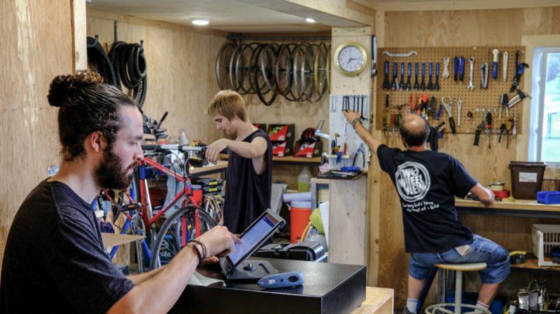 Développer la culture du vélo à Parc-Extension