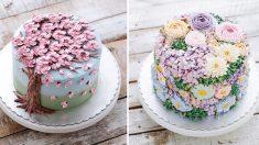 16 gâteaux qui ont atteint le « sommet » de l'art de la pâtisserie