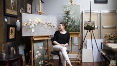 L'artiste Katie G. Whipple : joie et contemplation