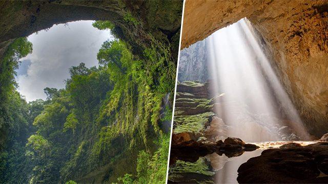 15 magnifiques photos de la plus grande grotte du monde vieille de 5 millions d'années