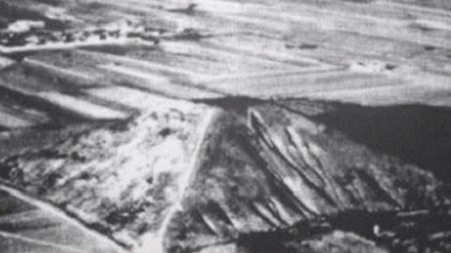 Une légendaire pyramide géante en Chine dépasserait la Grande Pyramide de Gizeh
