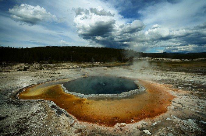 464 tremblements de terre secouent le supervolcan de Yellowstone en une semaine