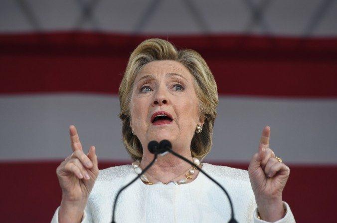 Un document déposé par le FBI révèle des failles de l'enquête dans l'affaire Clinton