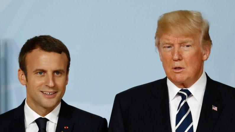 La relation franco-américaine : constantes et anicroches