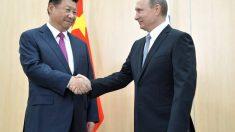 Russie-Chine : une alliance de façade ?