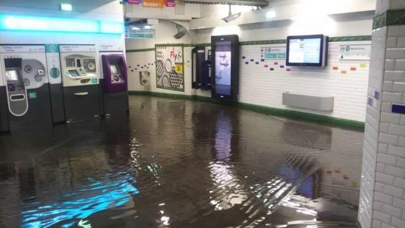 Face aux inondations, la très urbanisée Île-de-France en première ligne